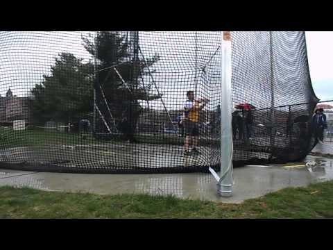 Marcus Vieira Hammer Throw 4403