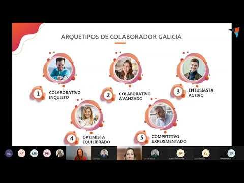 Arquetipado y modelo de relación como palancas de impulso (Banco Galicia)   #VFEX