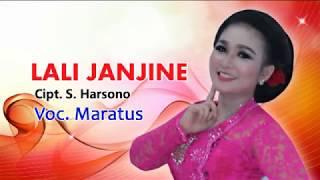 Top Hits -  Lali Janjine Maratus Versi Terbaru