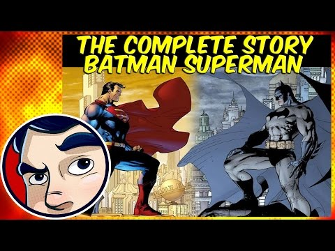 "Batman/Superman ""The Lost Kryptonian"" - Complete Story"