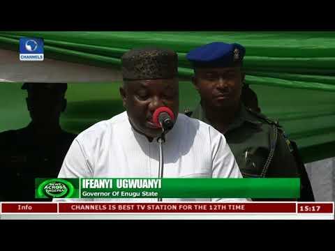Enugu Automation Project To Stop Civil Servant Corruption | News Across Nigeria |