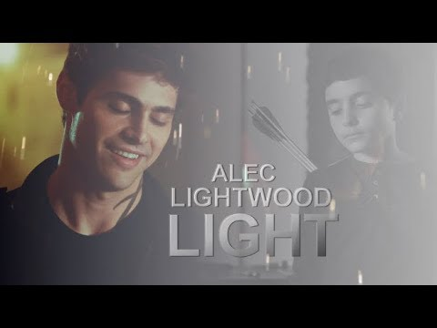 I'll do better • Alec Lightwood