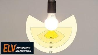 ELV Elektronik: Ihre kompetente Nummer 1 für LED-Beleuchtung