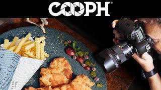 One dish different looks - food photography made easy