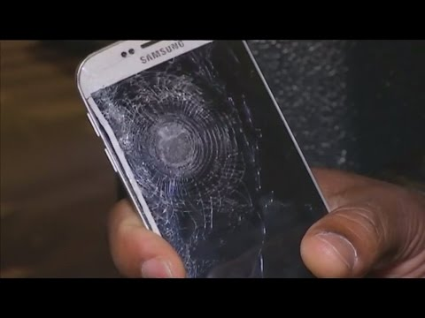 Paris Attacks: Mobile Phone Saves Man's Life During Explosion