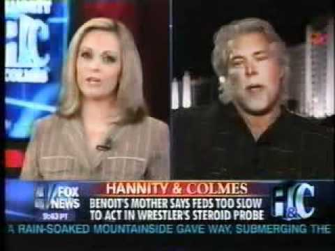Kevin Nash on FOX News after the Chris Benoit tragedy; absolutely destroys the hosts on steroid use