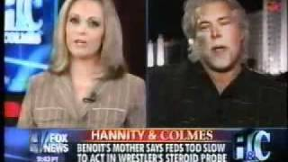Kevin Nash on Hannity and Colmes Discussing the Chris Benoit Case