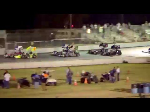California Supermodified Series (C.S.S.) Madera Speedway 4-2-16