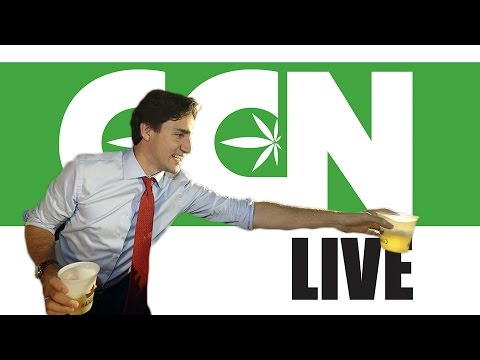 Cannabis Culture News LIVE: Booze-Soaked Justin Trudeau Still Wants To Arrest You For Marijuana