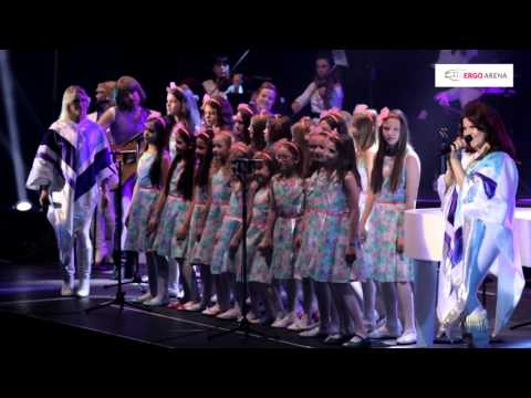 THE SHOW a Tribute to ABBA & children's choir