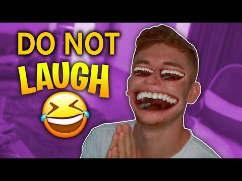 If You LAUGH.. YOU LOSE!! (VERY HARD)