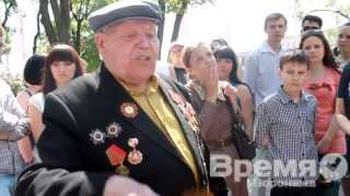 Воронежский ветеран вспоминает о Великой Отечественной войне