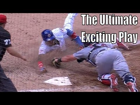 MLB Ultimate Stealing Home Compilation