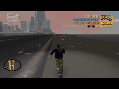 GTA 3 - Walkthrough - Mission #65 - S.A.M. (HD)