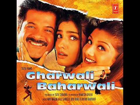 Download Ghunghat Mein Chehara Chhupaati-Gharwali Baharwali (1998)Full Song