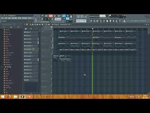 Mobil Butut versi FL Studio