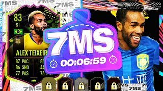 WHAT AN INCREDIBLE CARD!! 83 RULEBREAKER TEIXERA 7 MINUTE SQUAD BUILDER - FIFA 21 ULTIMATE TEAM