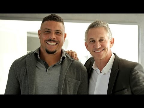 Lineker in Brazil: The beautiful game