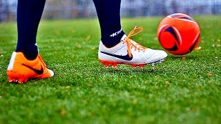 Ultimate Nike Tiempo V Test & Free Kick Review by freekickerz