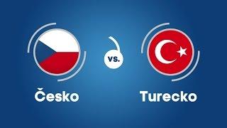 Česko - Turecko: Češi hrají na EURU o postup