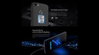 HomTom HT50 3/32 4G аккум 5500 за 95$