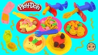 Video Playdoh Pasta House Spaghetti Play Doh Foods Maker Playset Toy Unboxing Video Cookieswirlc download MP3, 3GP, MP4, WEBM, AVI, FLV November 2017