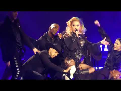"""Poker Face & Perfect Illusion"" Lady Gaga@Wells Fargo Center Philadelphia 9/11/17"