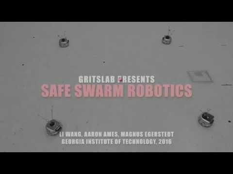 Safe Swarm Robotics