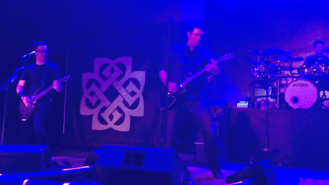 Breaking benjamin new orleans