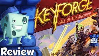 KeyForge Starter Set Review - with Tom Vasel