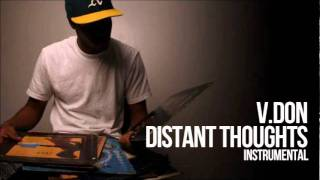 V.Don - Distant Thoughts (Instrumental)