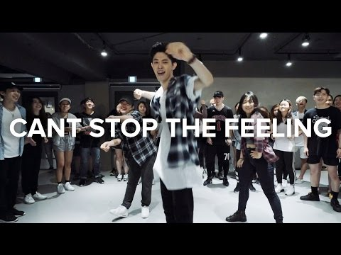Can't Stop The Feeling - Justin Timberlake / Bongyoung Park Choreography