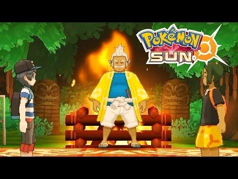 FESTIVAL BATTLE!! [Ep. 2] | Pokémon Sun And Moon