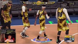 Team Caution vs Top Ranked NBA 2k Comp Games TOP GUARD BATTLE WR SEASON