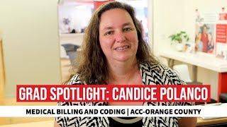 ACC Graduate Spotlight: Candice Polanco