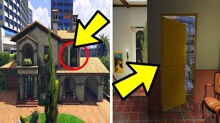 WHAT'S INSIDE THE SECRET ROOM IN MICHAEL'S HOUSE? (GTA 5)