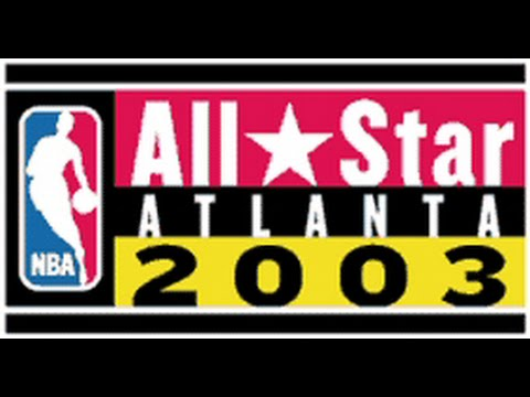NBA 2K3 - Xbox 2002 (2003 NBA All-Star Game Eastern Conference vs Western Conference)