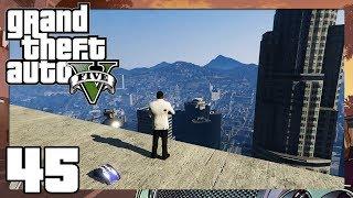 GRAND THEFT AUTO 5 #45 - Über den Dächern von Los Santos ★ Let's Play: GTA 5