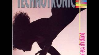 Watch Technotronic Raw video