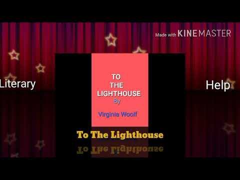 (Hindi) To the Lighthouse summary || virginia woolf || literary help English literature