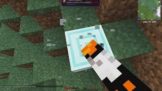Minecraft #5 Battle Jon, ад, рыбалка, магма