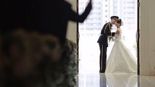 【ララシャンスベルアミー】岩手県盛岡市の結婚式場 アイケイケイウェディングが行う結婚式の動画