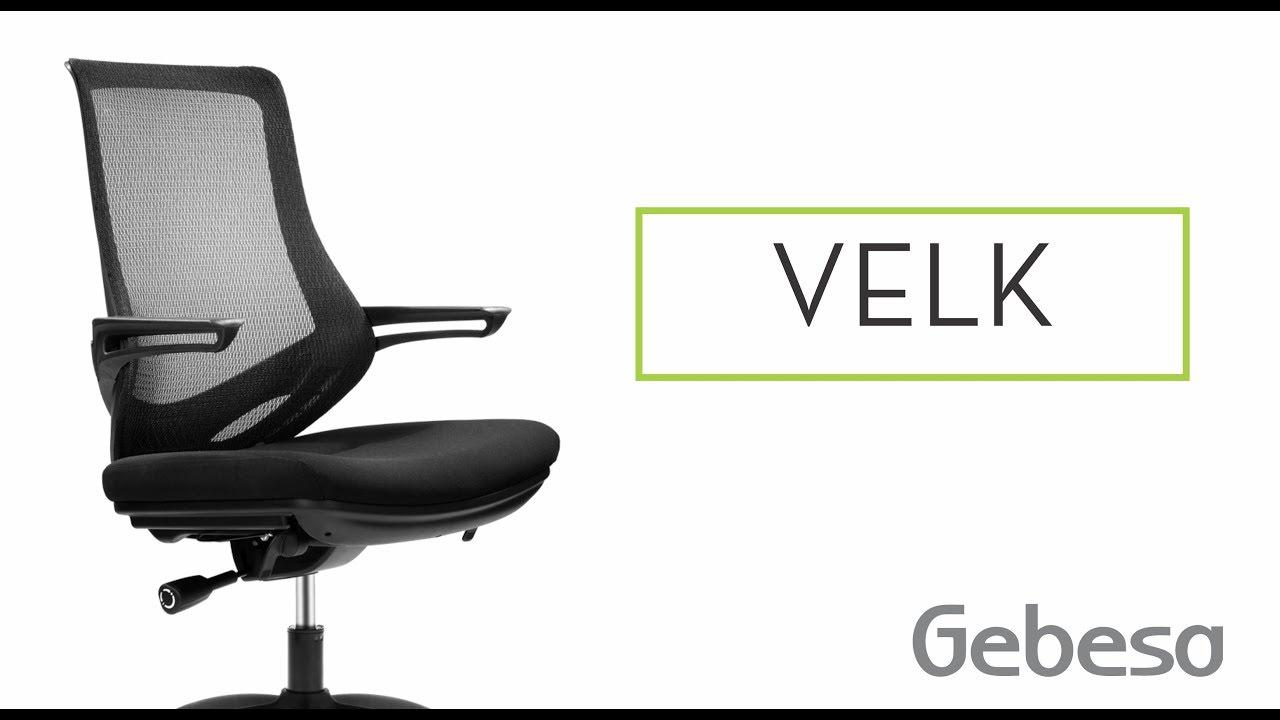Gebesa muebles para oficina sill n ejecutivo velk for Sillones ejecutivos para oficina