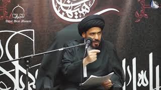 هل القرآن من صياغة النبي (ص)   السيد منير الخباز