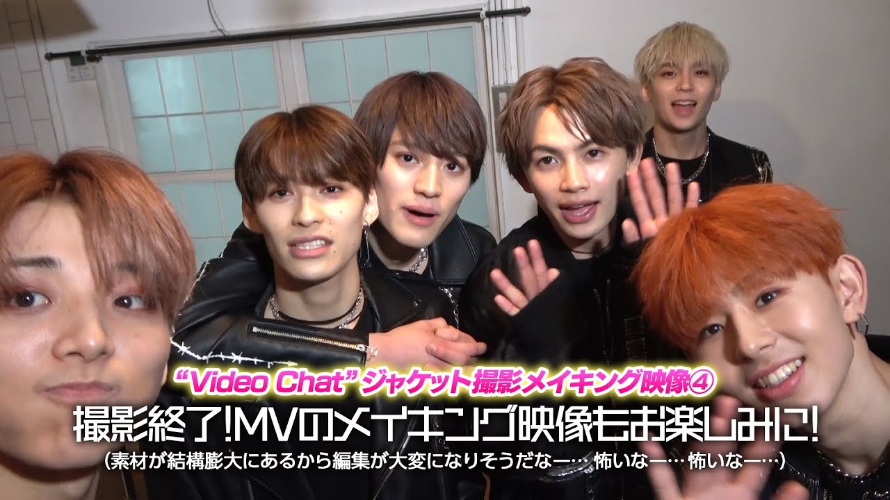 """ONE N' ONLY TV#30/""""Video Chat"""" Jacket Shooting Making Movie&Vlog④"""