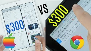 $330 iPad vs $300 Chromebook!