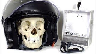Наушники с костной проводимостью Aftershokz Trekz Titanium