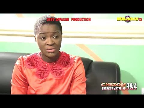 Download CHISOM THE WIFE MATERIAL 3&4 (OFFICIAL TRAILER) - 2018 LATEST NIGERIAN NOLLYWOOD MOVIES