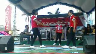 Bunglon dance belilas (Mamz cahlye)