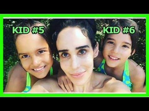 Here's what nadya 'octomom' suleman and her kids look like today